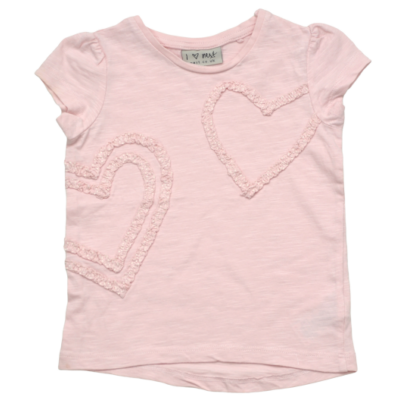 rózsaszín gyerek póló