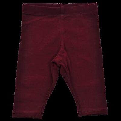 H&M bordó baba leggings.