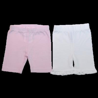 Rövid leggings szett babáknak 56-62-es méretben.