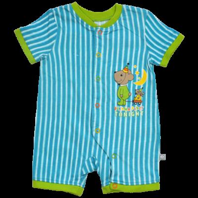 Liegelind baba pizsama-napozó újszülött méretben.