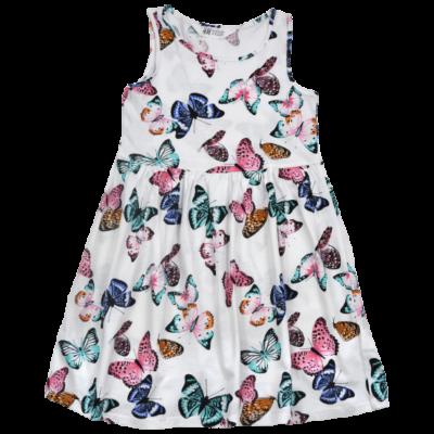 H&M gyerekruha pillangó mintával-122-128