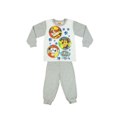 Mancs őrjáratos pizsama (110) - Fiú 5ef0dac520
