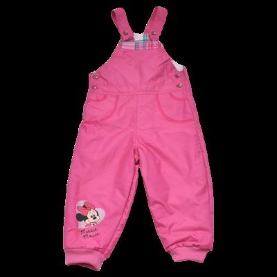 Vízhatlan Minnie kantáros nadrág (92)