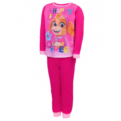 Mancs őrjárat-Sky rózsaszín pizsama (104)