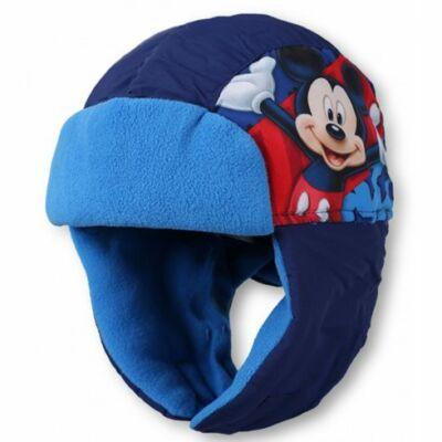 Mickey vízlepergetős sherpa sapka (52-54)
