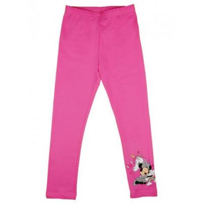 Pink Unikornis mintás leggings (98-116)