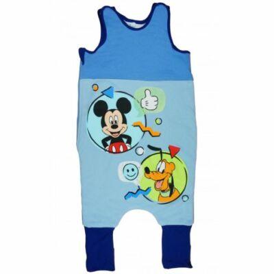 Mickey és Plútó kék tipegő hálózsák (68-98)