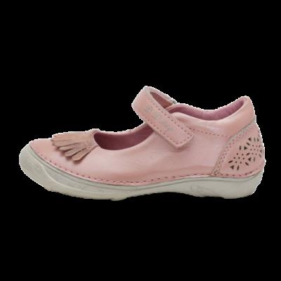 Rózsaszín ddstep nyitott cipő