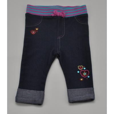 Hímzett leggings