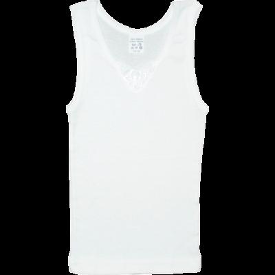 Fehér csipkés lány atléta (152-170)