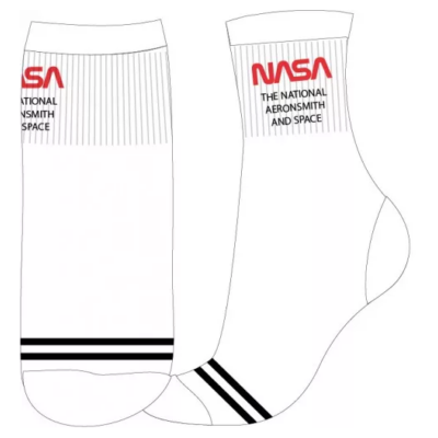NASA fiú pamut zokni.