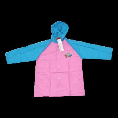 Shimmer és Shine rózsaszín esőkabát (98-128)
