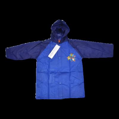 Mancs őrjárat kék esőkabát (98-128)