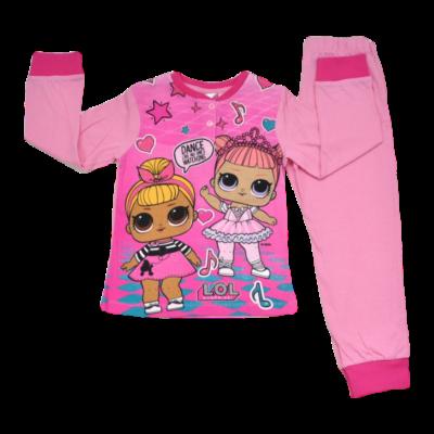 Rózsaszín LOL baba pizsama (110-140)