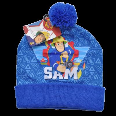 Sam tűzoltó kék sapka (52-54)
