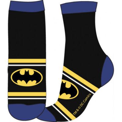 Batman fekete zokni (23-34)