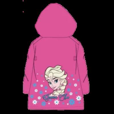 elza királylány rózsaszín esőkabát
