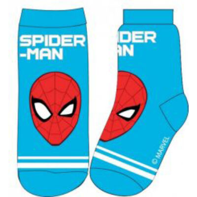 pókember pamut zokni