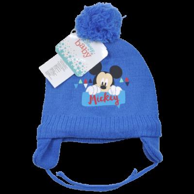 Mickey-téli-megkötős-gyerek-sapka-(48-50)