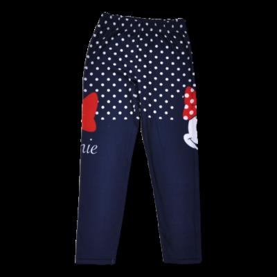 Minnie kék leggings (104-128)