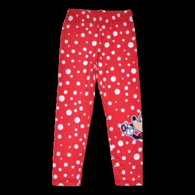 Minnie pöttyös leggings (104-128)