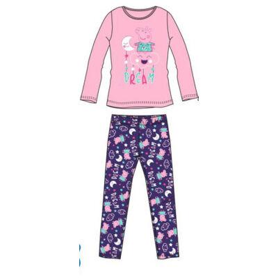 Peppa malac rózsaszín pizsama (98-128)