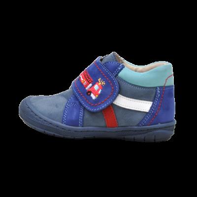Tűzoltó mintás Szamos cipő (18-24)