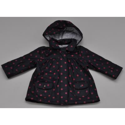 e9b3d50501 Rózsaszín pöttyös kabát (86) - 86 (12-18 hó)