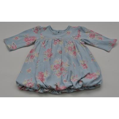 Virágos ruha (62-68)