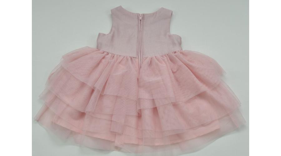 Rózsás alkalmi ruha (80) - 80 (9-12 hó) de21f8b088