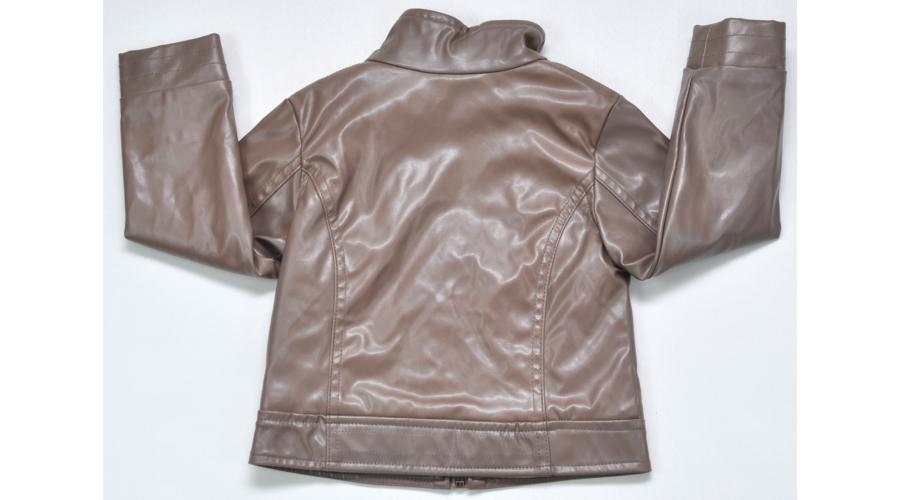 260af821a5 Barna mőbőr kabát (98) - 98 (2-3 év)
